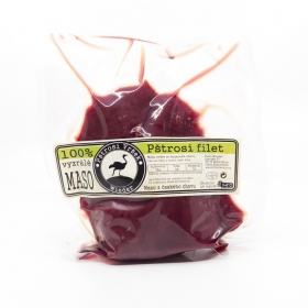 Pštrosí maso - FILET 500g